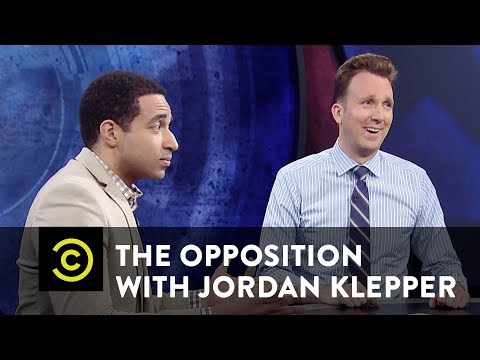 """America's """"No Scrubs"""" Immigration Policy - The Opposition w/ Jordan Klepper"""