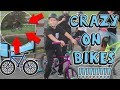 KIDS GETTING CRAZY ON BIKES (WOODWARD EAST CAMP)!!!