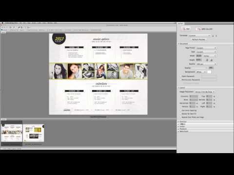 Create a PDF Investment Guide in Photoshop and Adobe Bridge