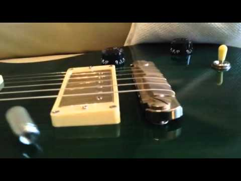 Paul Reed Smith Tailpiece Fix