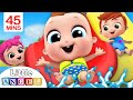 Playtime At The Waterpark Playground Song Little Angel Nursery Rhymes