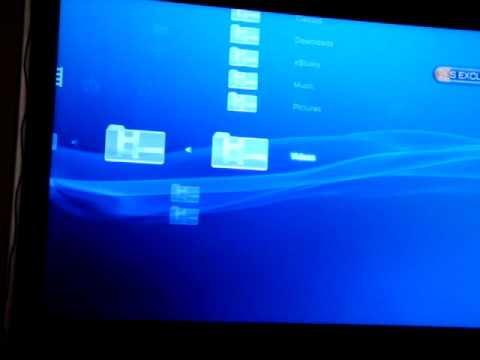 How to Play .AVI Video Files on PS3 via USB