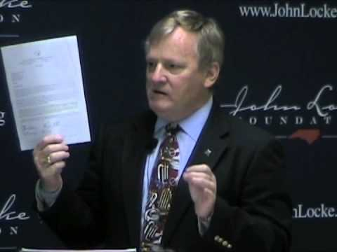 Dale Folwell of the N.C. Division of Employment Security addresses unemployment myths
