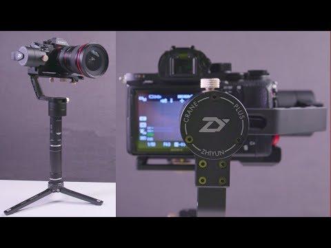 Zhiyun Crane Plus - Unboxing and Setup