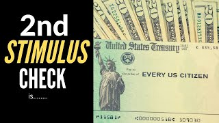Second Stimulus Check Update 5/26 | Sooner than later??