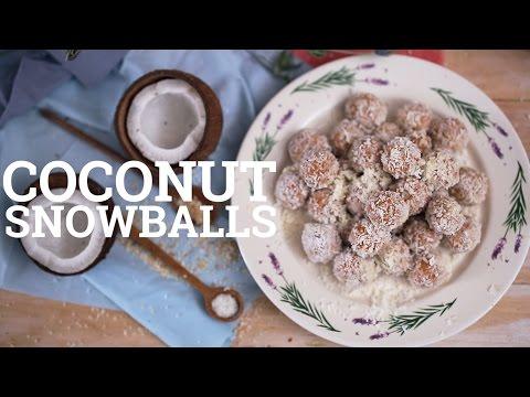 Coconut snowballs  [BA Recipes]