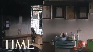 Nursing Home Blaze In Taiwan Kills Nine People And Injures 16 | TIME