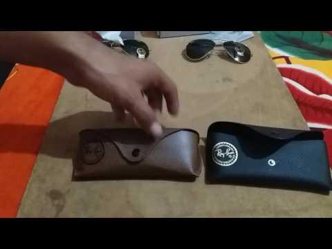 How to identify fake or original Ray-Ban sunglasses aviator 3025 58  in india karnataka bidar in hd