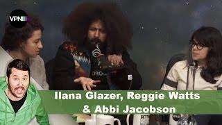 Reggie Watts & Broad City | Getting Doug with High