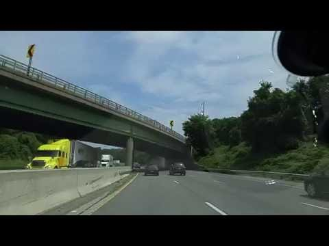 Driving from New Rochelle,New York to Norwalk,Connecticut