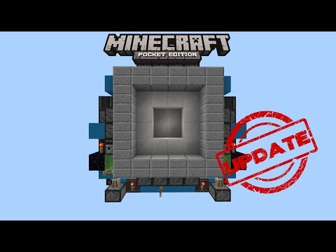 UPDATED SMALLEST POSSIBLE, SEAMLESS, DOUBLE SIDED 4x4 Vault Door (PE/Xbox/Windows10/Switch)