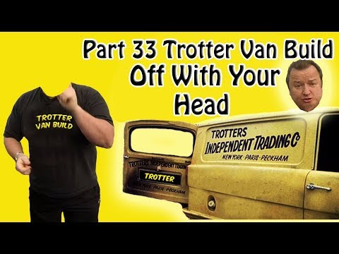 Part 33 Reliant Trotter Restoration | Engine - Off With Your Head