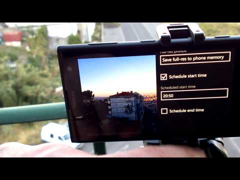 TimeLapse Pro - Windows Phone App Review