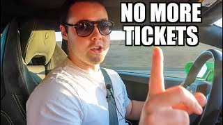 HOW TO SPOT COPS AND AVOID TICKETS!