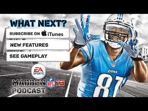 Madden NFL 13 Podcast (Ep. 30) - Launch Week!