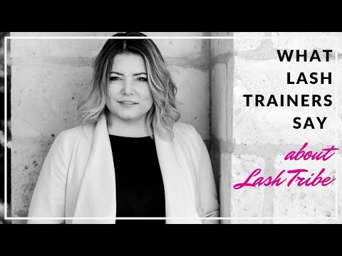 What others Lash Trainers say about the Advanced Styling and Mega Volume Class