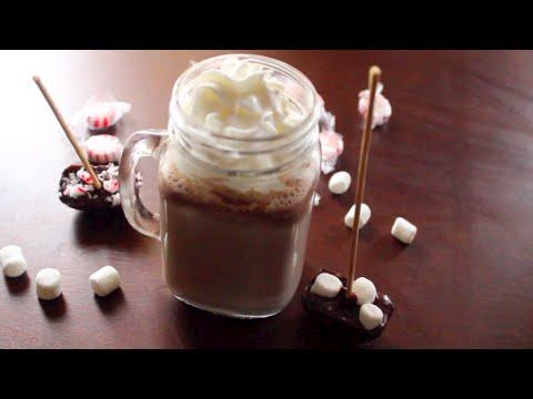 DIY Hot Chocolate Sticks