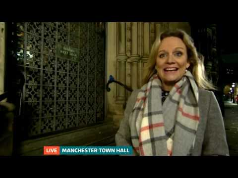 #Lendlease #CladdingScandal - ITV News - Granada Reports - 7th January 2019