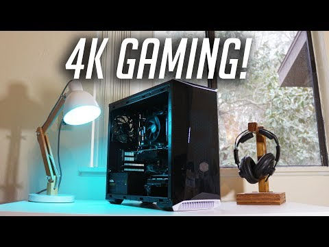 4K Gaming On A Console Price PC!
