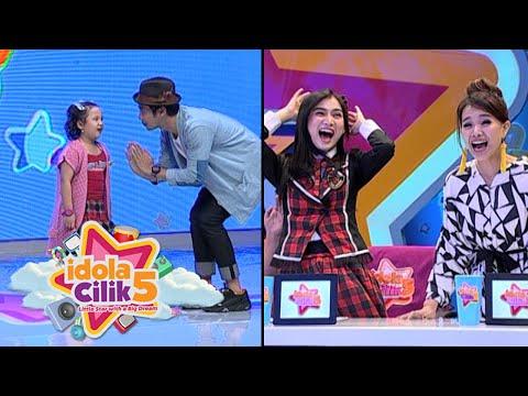 Layla kebelet pas audisi bikin semua juri bingung [Idola Cilik 5] [5 Des 2015]