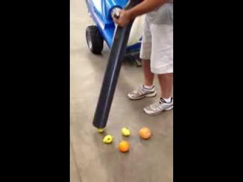 Vacuuming - the lemon test