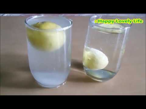 Increase Water Density So That Object Can Float Easily