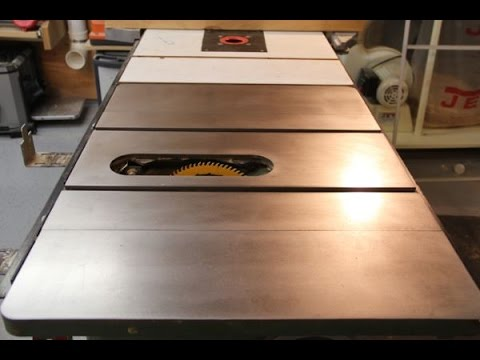 How To PREVENT and Remove Rust From Woodworking Machines