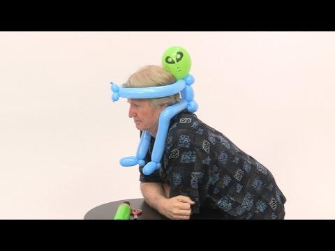 Balloon Hat- HitchHiker Style ~ Balloon Animals Tutorial