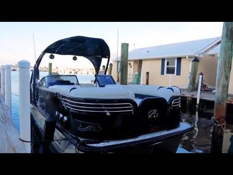 #3 Pontooning to Key West   Clearwater to Cuba Pontoon Adventure   Avalon Luxury Pontoons