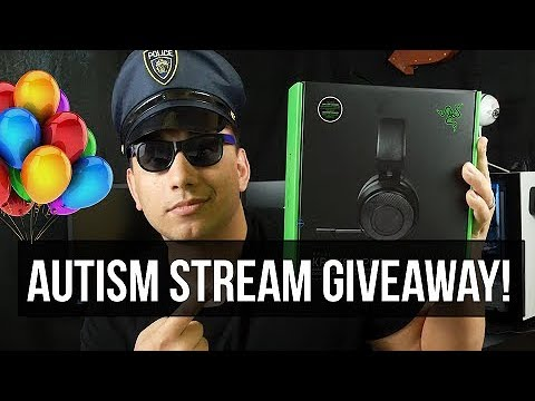 $100 Steam Card and Kraken Headset Giveaway. For Autism Awareness.