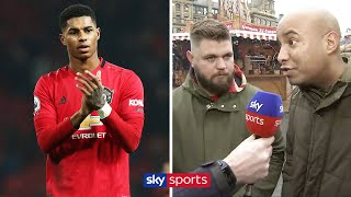 Can Marcus Rashford become one of the best strikers in the world? | Manchester Derby Preview