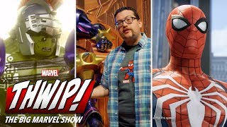 Gaming Reveals from E3 on THWIP! The Big Marvel Show!