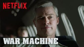 War Machine | Official Trailer [HD] | Netflix