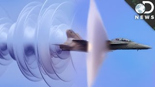 Why Is A Sonic Boom So Loud?