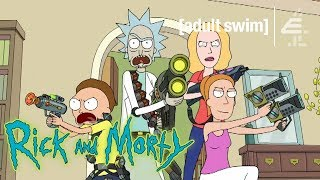 Beth Shoots Mr. Poopybutthole   Rick and Morty