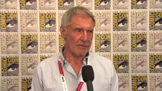 """Harrison Ford to new Star Wars cast: """"Your life is over"""""""