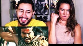 MAGADHEERA | 100 Soldier Fight Scene Reaction w/ Megan Le!