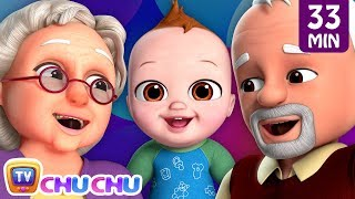 Surprise Eggs Numbers Song 1-10 - ChuChu TV Surprise Eggs