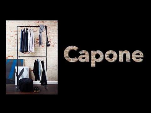 How to build RackBuddy Capone clothes rack - Gør-det-selv garderobestativ