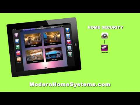 Smart Home Solutions Ease of use