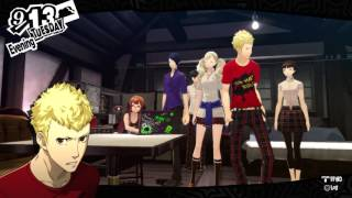 DDay Plays Persona 5 -EP40- Appearance of Beauty Thief