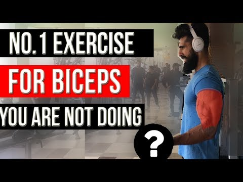 No.1 BICEPS EXERCISE YOU ARE NOT DOING (Grow WEAK ARMS FAST)