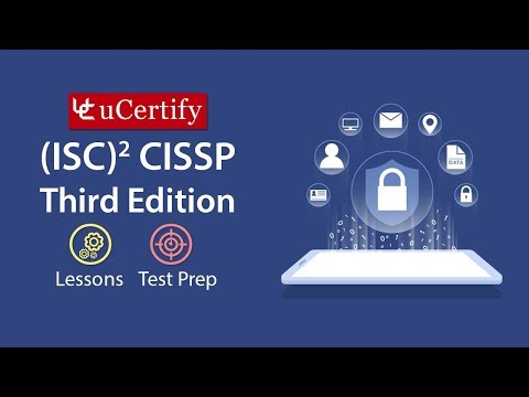 CISSP Third Edition Pearson uCertify Course