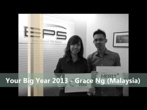 Your Big Year 2013 -- Grace Ng Sok Peng (Malaysia)