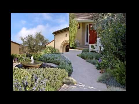 Landscaping decorations ideas for front yards
