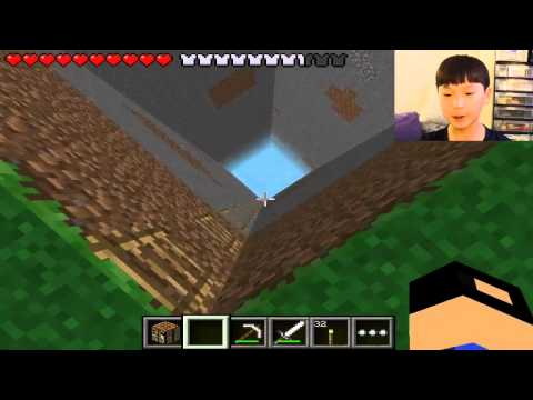 Minecraft PE Survival: Ep. 25 - Diamonds?