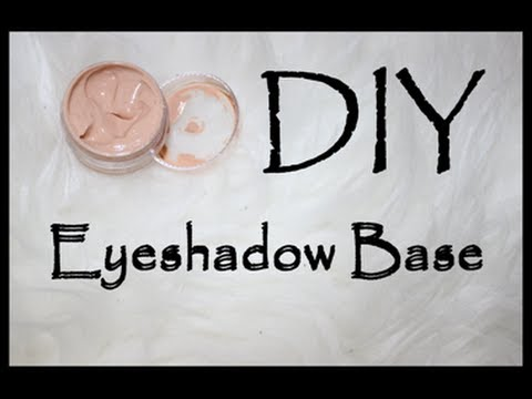 DIY Eyeshadow Base |Beautyreihe 1#