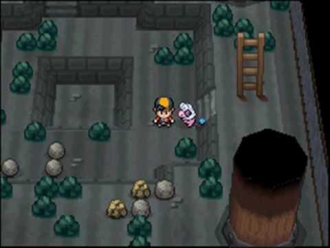 Pokemon Soul Silver - Three Legendary Dogs: First Encounter [US Version]