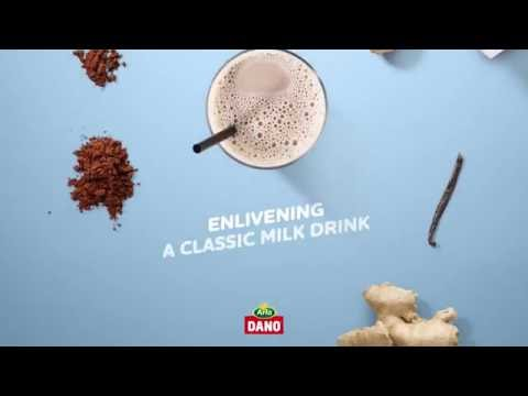 How to make a Hot Ginger & Chocolate Milk
