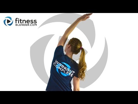 Relaxing Stretching Workout for Stiff Muscles & Stress Relief - Easy Stretches to Do at Work